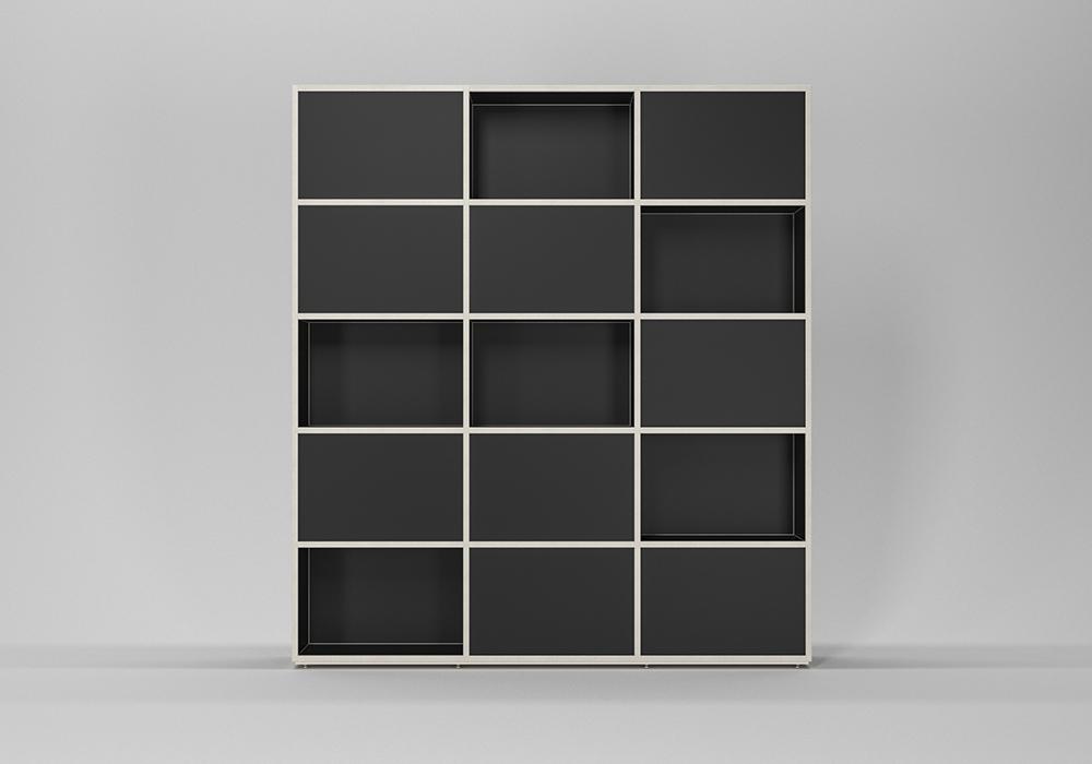 OL12- Tavar Office Shelf