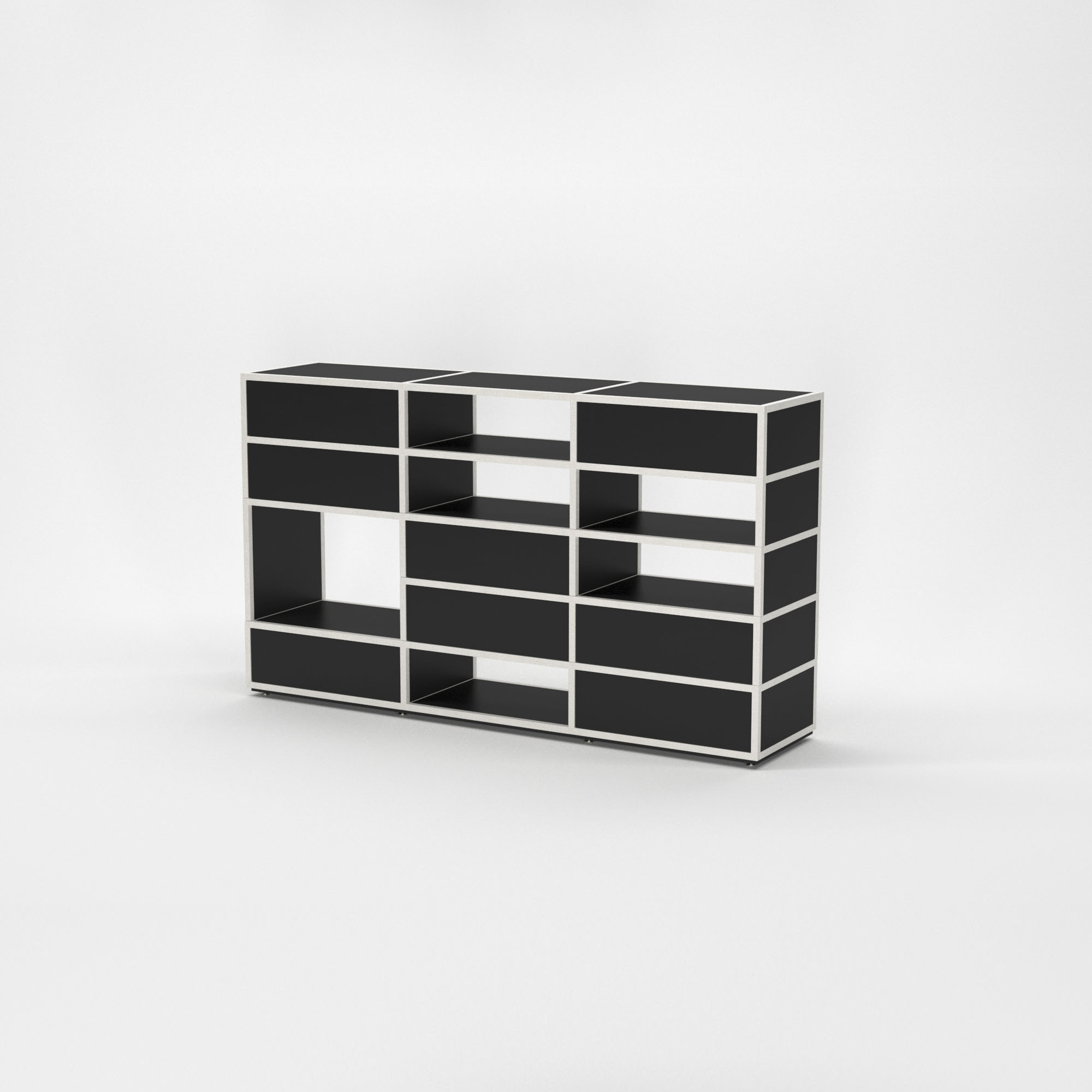 O8 – Chest of drawers black copy